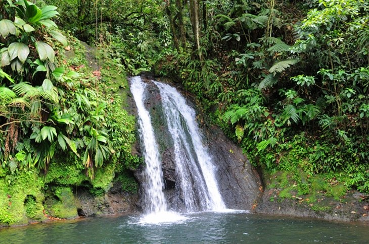 Tourist Attractions in Guadeloupe