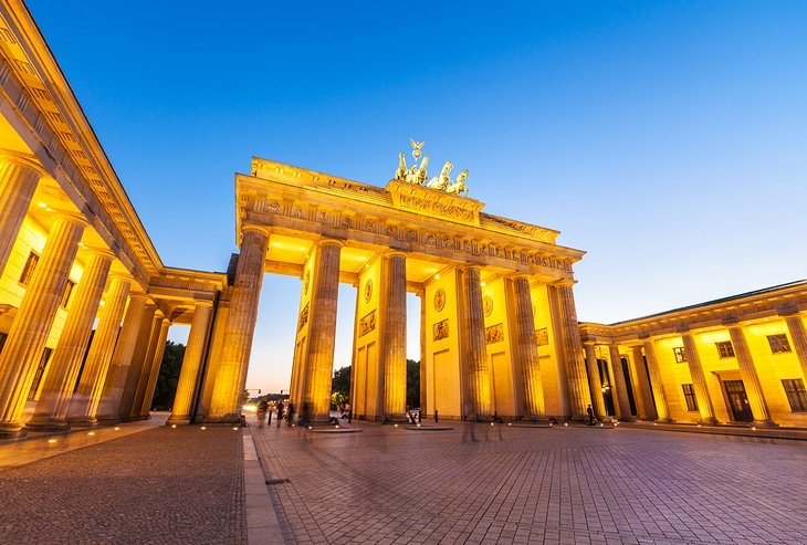 Tourist Attractions in Germany